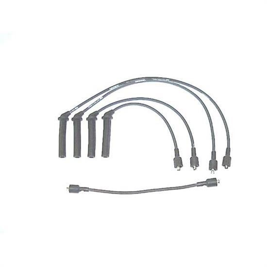 ProConnect 144035 Spark Plug Wire Set, 1994-01 Saab, 5 Piece Set