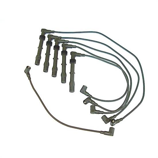 ProConnect 145005 Spark Plug Wire Set, 1990-91 Audi, 6 Piece Set