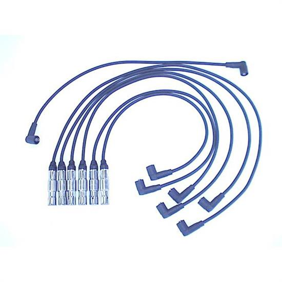 ProConnect 146007 Spark Plug Wire Set, 1992-1999 VW, 7 Piece Set