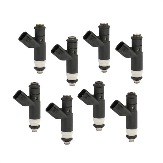 ACCEL 151853 Fuel Injector, LS/UNV 53 lb/hr, High Impedance, 8 pack