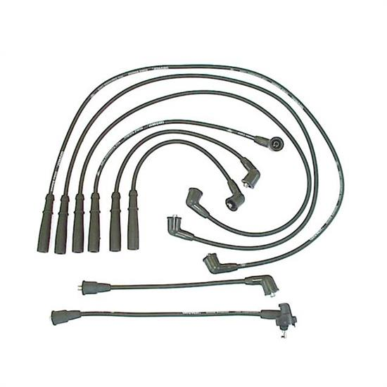 ACCEL 156006 Spark Plug Wire Set, 1988-1991 TMC, 8 Piece Set