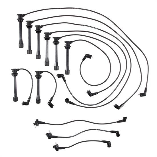 ACCEL 158001 Spark Plug Wire Set, 1990-1997 TMC, 11 Piece Set