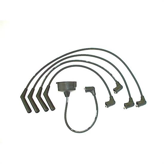 ACCEL 164005 Spark Plug Wire Set, 1984-1985 Honda, 5 Piece Set