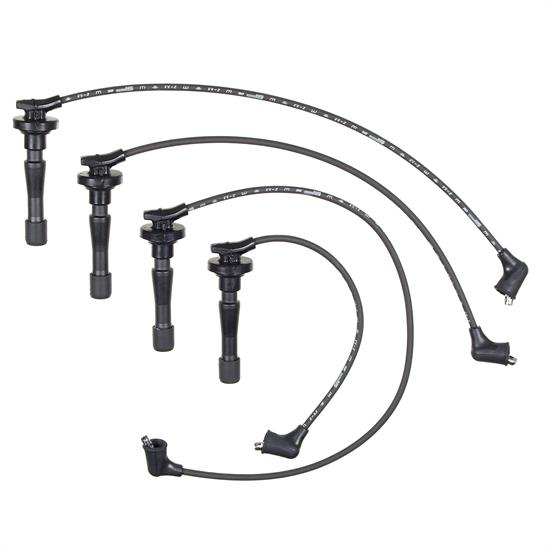 ProConnect 164014 Spark Plug Wire Set, 1990-01 Honda, 4 Piece Set