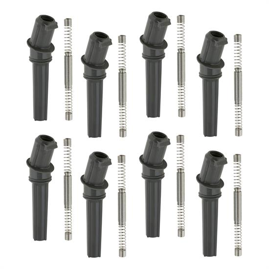 ACCEL 170032 High Performance Coil-On-Plug Boot Kit, 8-Pack