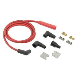 ACCEL 170500R Single Wire Replacement Kit,, Universal, Red