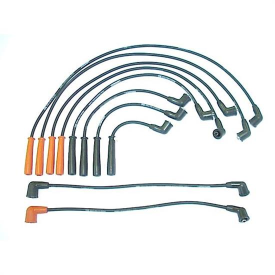 ProConnect 174017 Spark Plug Wire Set, 86-89 Nissan, 10 Piece Set