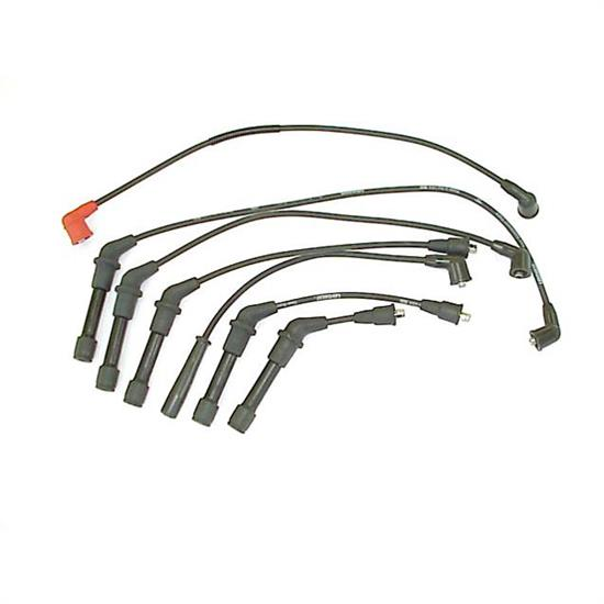 ACCEL 176001 Spark Plug Wire Set, 1984-1989 Nissan, 7 Piece Set