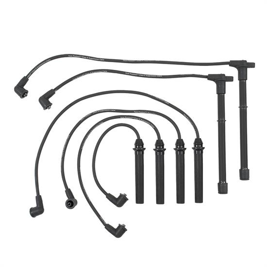 ACCEL 176012 Spark Plug Wire Set, 2002-2004 Nissan, 6 Piece Set