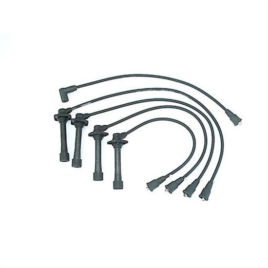 ACCEL 184015 Spark Plug Wire Set, 90 Degree Wire, 5 Piece Set