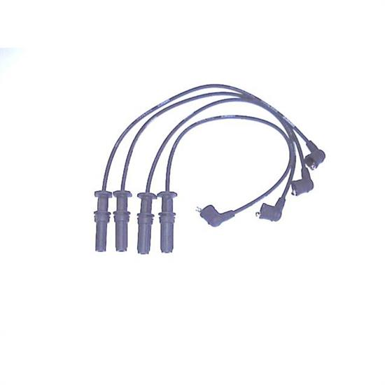 ProConnect 184058 Spark Plug Wire Set, 1997 Subaru, 4 Piece Set