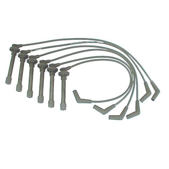 ProConnect 186006 Spark Plug Wire Set, 1992-95 Isuzu, 6 Piece Set