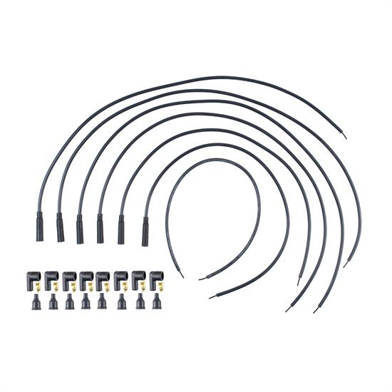 ACCEL 196902 Spark Plug Wire Set, 1960-1969