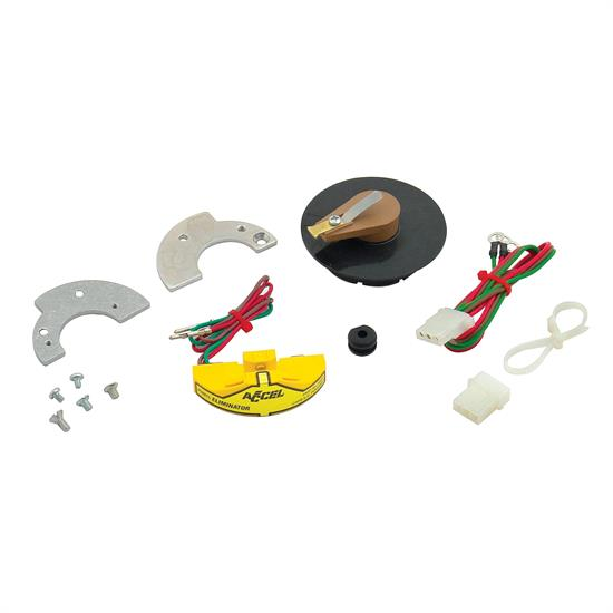 ACCEL 2020 Points Eliminator Kit, Ford Motorcraft Points Distributors