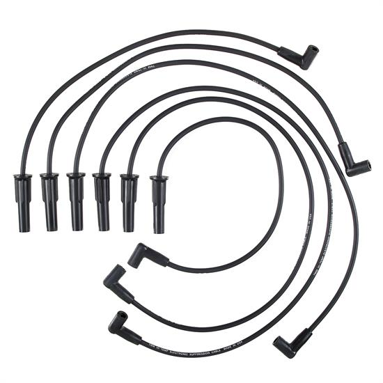 ACCEL 216018 Endurance Plus Wire Set, 1994-99 GM, 6 Piece Set