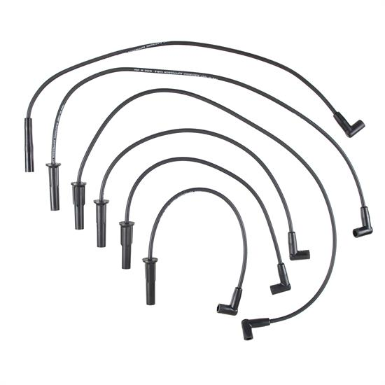 ACCEL 216041 Endurance Plus Wire Set, 1993-1995 GM, 6 Piece Set