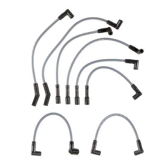 ACCEL 226008 Endurance Plus Wire Set, 1976-1996 Ford, 8 Piece Set