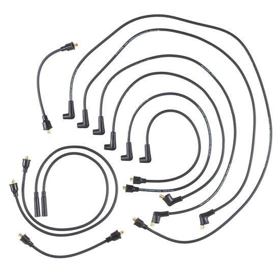 ACCEL 238011 Endurance Plus Wire Set, 1963-1973 Chrysler, 10 Piece Set