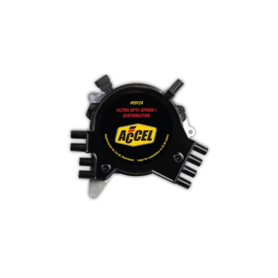ACCEL 59124 Distributor, Performance Replacement GM LT1 Opti, Spark I