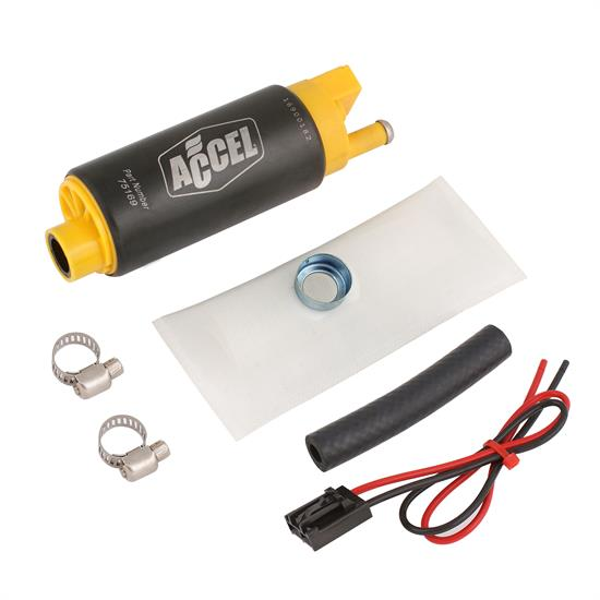 ACCEL 75169 Fuel Pump, Thruster 500, GM, High Performance