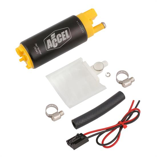 ACCEL 75341 Fuel Pump, Thruster 500, Dom/Imp, High Performance