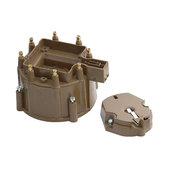 ACCEL 8122 Distributor Cap and Rotor Kit, HEI Style, Tan