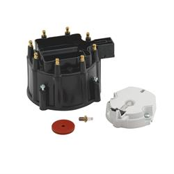 ACCEL 8123ACC Distributor Cap & Rotor Kit, HEI Style
