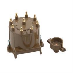 ACCEL 8132 Distributor Cap & Rotor Kit, HEI Style, Tan