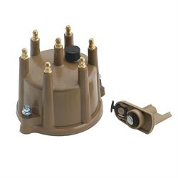 ACCEL 8230ACC Distributor Cap & Rotor Kit, HEI Style, Tan
