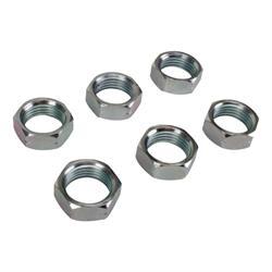 AFCO Reduced Diameter Steel Jam Nuts, 5/8-18 LH, Pack/6
