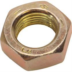 AFCO 10143 Steel Jam Nut, 5/8-18 LH
