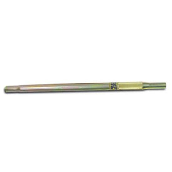 AFCO Swaged Steel Tube, 27 Inch Long, 1 Inch O.D. (3/4) Inch