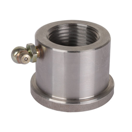 AFCO 20202 Replacment Weight Jack Nut, 1-1/8 Inch Fine Thread