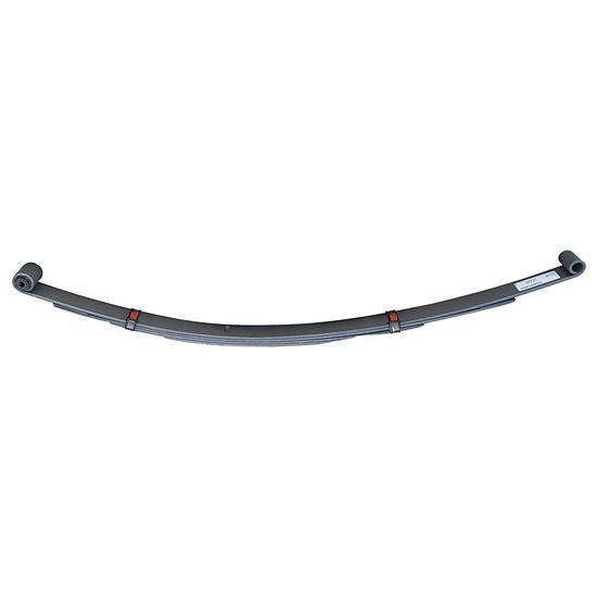 AFCO 20311L Pinto Mini-Stock Leaf Spring, 104 Lb. Rate