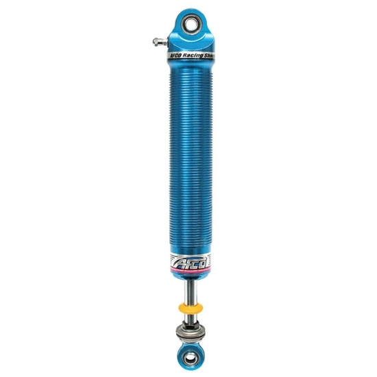 AFCO 2193-8 21 Series Large Body Threaded Gas Shock, 9 Inch, 3-8 Valve