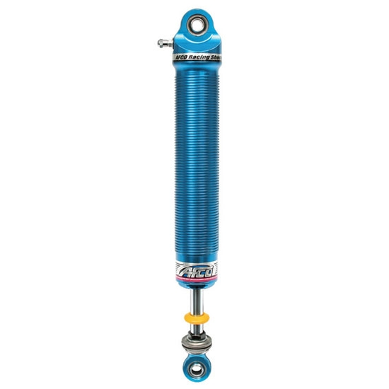 AFCO 2195-6 21 Series Large Body Threaded Gas Shock, 9 Inch, 5-6 Valve