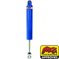 AFCO 2493 24 Series Steel Body Gas Shock, 9 Inch Stroke, Comp/Reb: 3/3