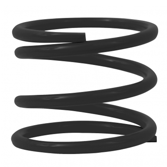"AFCO 26300-2B 6th Coil Spring, 5"" Outside Diameter, 300lbs/Inch"