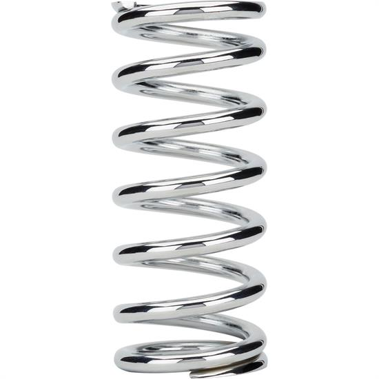 AFCO 28325-1CR 8 Inch Extreme Chrome Coil-Over Spring, 325 Rate