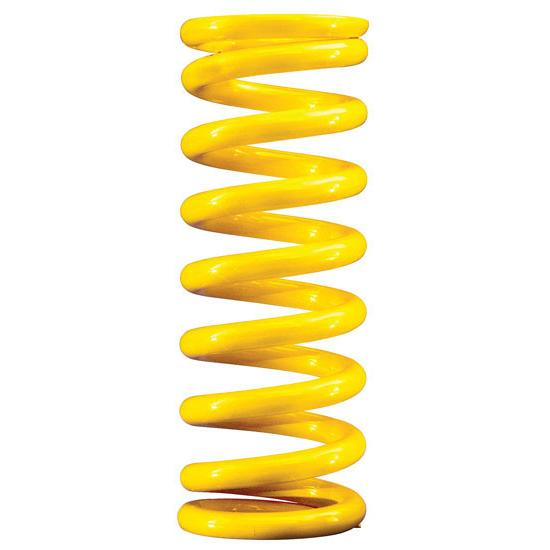 AFCO Yellow 2-5/8 I.D. Coil-Over Springs, 8 Inch