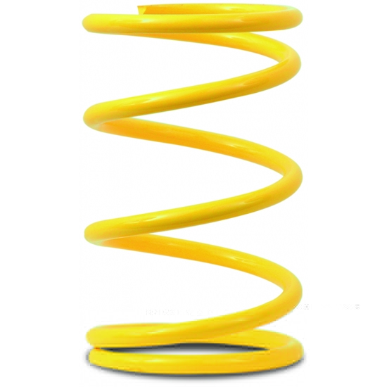 AFCO 29130-4 Quarter Midget Coil Spring, 4 Inch Tall, 130 Inch/Lb Rate