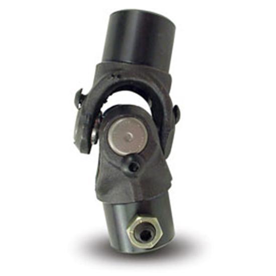 3//4-36 Spline x 3//4 Round Black Single Universal Steering Shaft U Joint New