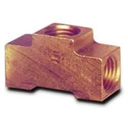 AFCO 40251 Brake System 3/16 Inch Inv. Flare Tee Fitting
