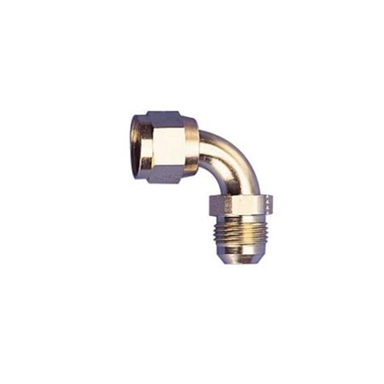 Full Flow 90 Degree Socketless Reusable Fittings