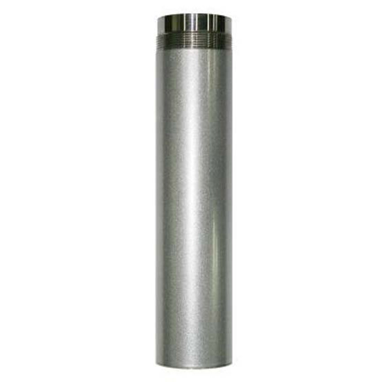 AFCO 550010379 Shock Body Large Body Monotube 9 Inch Silver Steel For Non Base valve Style