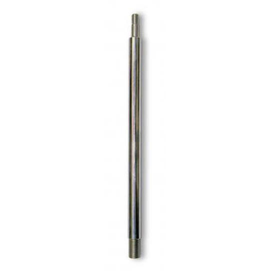 AFCO 550070148 Chrome Shaft Non-Adjustable 8.2 Inch 5/8 Diameter For Silver Series Bulb Shocks