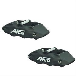AFCO F88 Forged Alum. Caliper, Staggered 1-7/8 Inch Piston, Pair