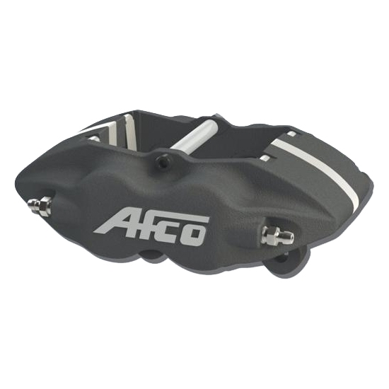 AFCO 6630220 F22 Forged Aluminum Caliper-.810 In Rotor-1-3/4 In Piston