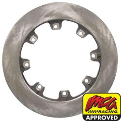 AFCO 6640102 Pillar Vane Flat Rotor, .810 Inch, 12.19 Inch Diameter