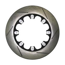 AFCO 6640107 11.75 Inch Pillar Vane Slotted Rotor, 1.25 Inch, LH Side
